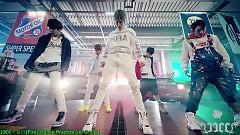 Fire (Dance Practice 2) - JJCC