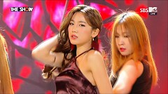 Why (161108 The Show) - Lee Su Jeong