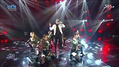 Daddy (1213 SBS Inkigayo) - PSY , CL