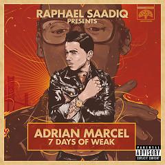 7 Days Of Weak - Adrian Marcel