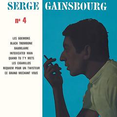 N°4 - Serge Gainsbourg