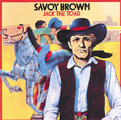 Jack The Toad - Savoy Brown