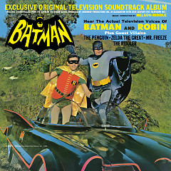 Batman The Movie OST (P.1) - Nelson Riddle