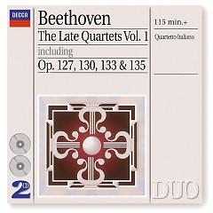 Beethoven - Complete String Quartets CD 1