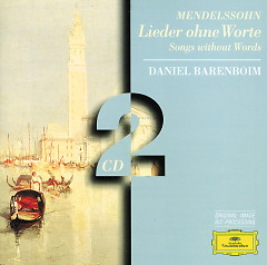Mendelssohn - Songs Without Words CD 1 No. 1