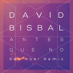 Antes Que No (Single)