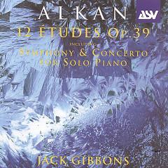 Alkan 12 Etudes Op.39 CD 2