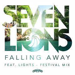 Falling Away (Single) - Seven Lions,Lights