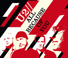 All Because of You (CD Single - Canadian)