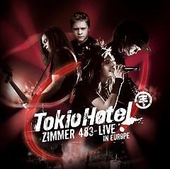 Zimmer 483 - Live In Europe - Tokio Hotel