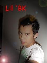 Lil' BK aka Lil' Be Kool