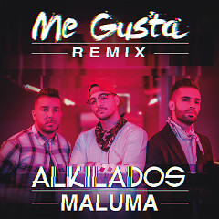 Me Gusta (Remix) (Single) - Alkilados, Maluma