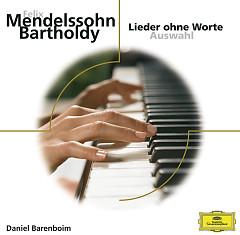 Mendelssohn Lieder Ohne Worte CD 2 No. 2