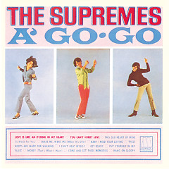 The Supremes A' Go-Go - Diana Ross,The Supremes