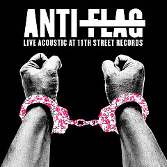Live Acoustic At 11th Street Records - Anti-Flag