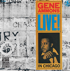Live In Chicago - Gene Ammons