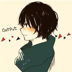 Output-P