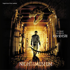 Night At The Museum: Secret Of The Tomb OST - Alan Silvestri