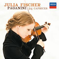 Paganini: 24 Caprices CD1