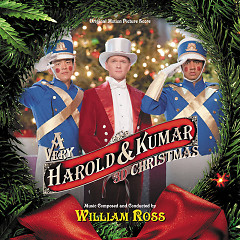 A Very Harold & Kumar 3D Christmas OST [Part 2] - William Ross