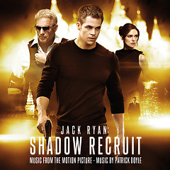 Jack Ryan Shadow Recruit OST (P.1) - Patrick Doyle