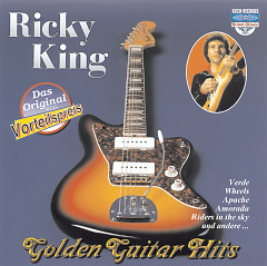 The Golden Guitar Hits CD 1 - Ricky King