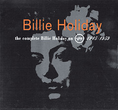 Billie Holiday ‎- The Complete Billie Holiday On Verve 1945-1959 (CD11)
