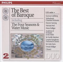 The Best Of Baroque CD 1
