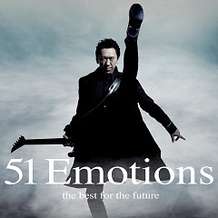 51 Emotions -the best for the future- CD3 - Tomoyasu Hotei
