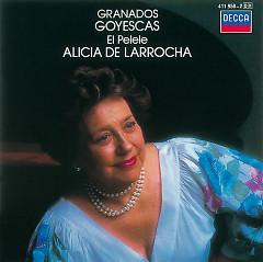 Granados Goyescas - Alicia De Larrocha