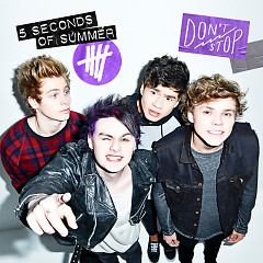 Don't Stop - EP - 5 Seconds Of Summer