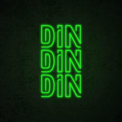 Din Din Din (Single) - Ludmilla
