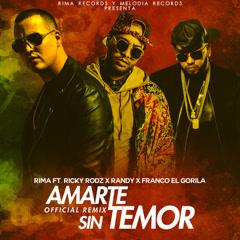 Amarte Sin Temor (Remix) - Rima