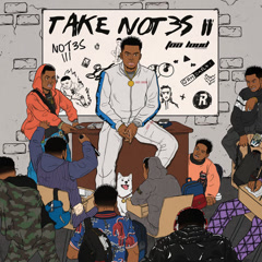 Take Not3s II - Not3s