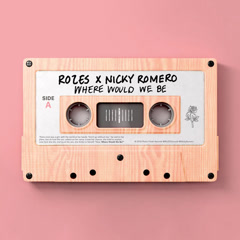Where Would We Be (Acoustic) - Rozes, Nicky Romero