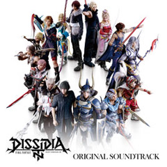 DISSIDIA FINAL FANTASY NT Original Soundtrack CD4 - Various Artists