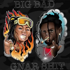 Big Bad Gnar Shit (EP) - Lil Gnar, Germ