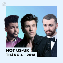 Nhạc US-UK Hot Tháng 04/2018 - Various Artists