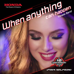 When Anything Can Happen (Single) - Johnny G, Allyson E