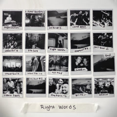 Right Words (Single) - MOZA