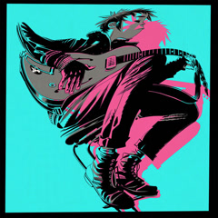 Fire Flies (Single) - Gorillaz