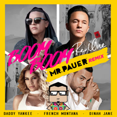 Boom Boom (Mr. Pauer Remix) - RedOne, Daddy Yankee, French Montana, Dinah Jane
