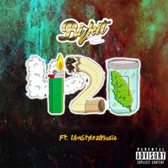 420 (Single) - Bizkit