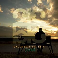 Calendar of 2BIC (June) (Single)