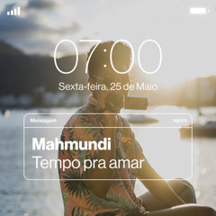 Tempo Pra Amar (Single) - Mahmundi