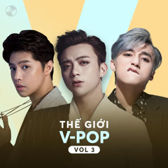 Thế Giới V-Pop Vol 3 - Various Artists
