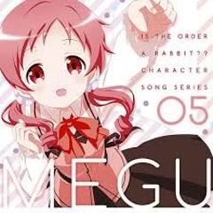 Gochuumon wa Usagi desu ka?? Character Song Series 05 MEGU