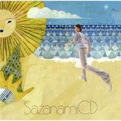 Sazanami CD - Spitz