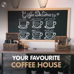 Your Favourite Coffee House - Various Artists