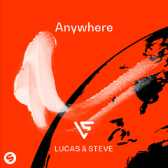 Anywhere (Single) - Lucas, Steve